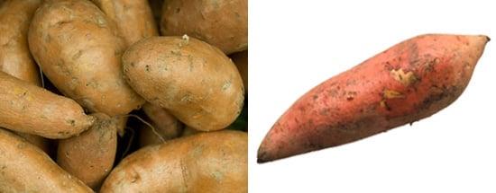 Yams vs. Sweet Potatoes