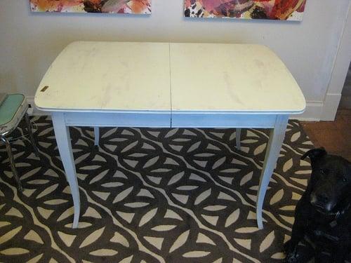 Su Casa:  Renewing a Table