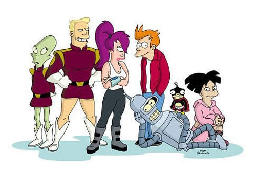 Fox Casting for New Voice Actors For Futurama Revival After Contract Talks Break Down With Original Cast