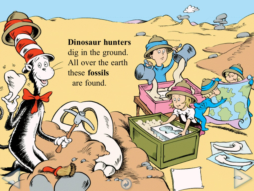 Oh Say Can You Say Di-No-Saur? — All About Dinosaurs