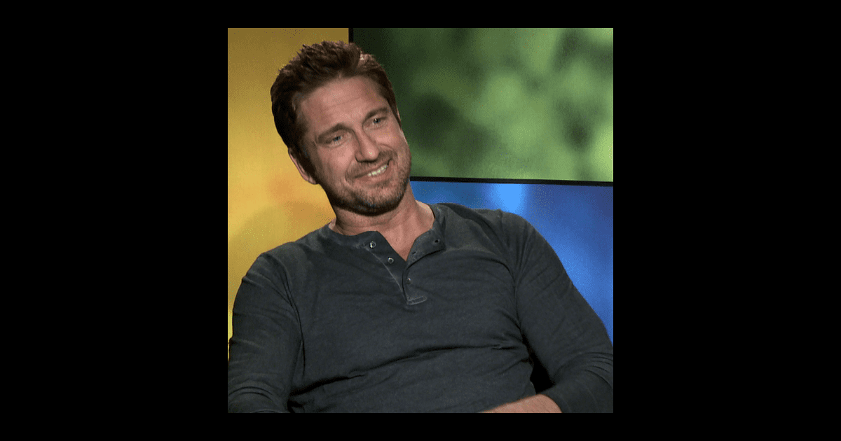 Gerard Butler Playing For Keeps Interview (Video ... Gerard Butler Interview