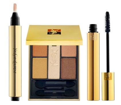 Tuesday Giveaway! YSL Touche Éclat, Five Color Harmony for Eyes, and Luxurious Mascara
