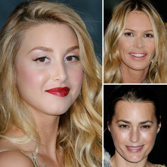 Whitney Port, Elle Macpherson and Yasmin Le Bon at 2012 Rodial Beautiful Awards