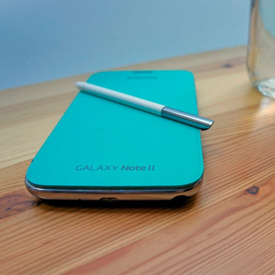 A Week With the Galaxy Note II