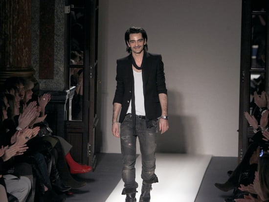 A Decision on Christophe Decarnin's Future at Balmain Is Not Expected for a Couple of Weeks