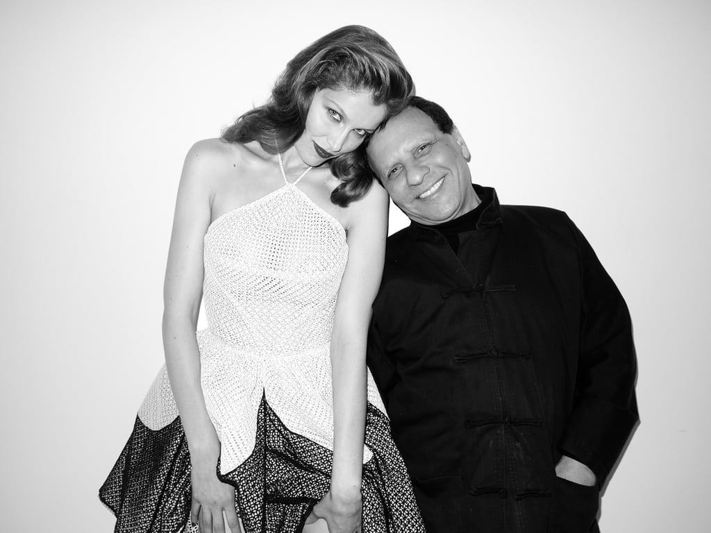 Terry Richardson, Laetitia Casta, and Olivier Zahm Invade Azzedine Alaia's Studio for Dinner