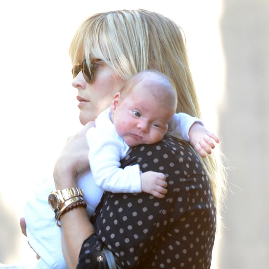 Reese Witherspoon Pictures With Baby Tennessee Toth