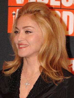 Madonna at the 2009 MTV VMAs