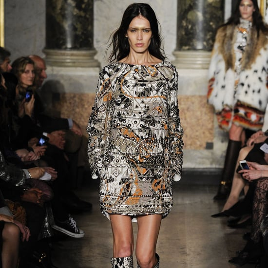 Emilio Pucci Autumn Winter 2014 Milan Fashion Week Show