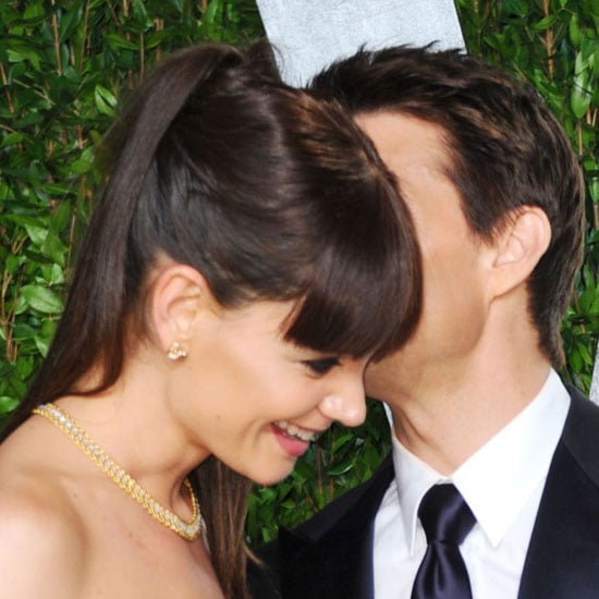 Katie Holmes From the Side
