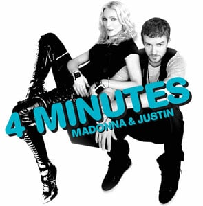 "Listen to Madonna and Justin Timberlake's ""4 Minutes"""