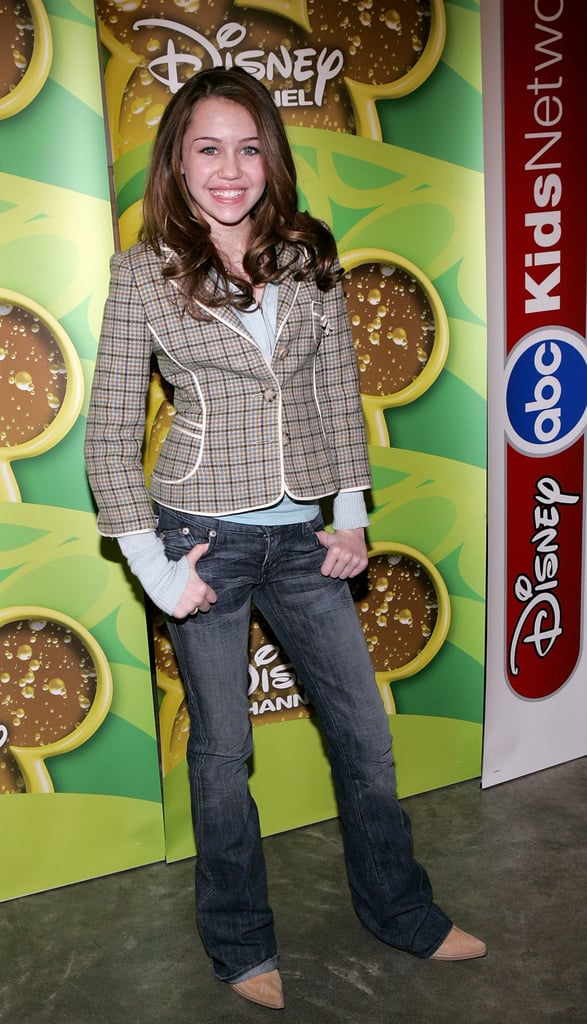 February 2006: Stars of the Disney Channel