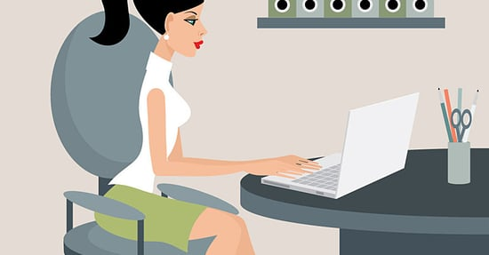 How Fidgeting at Your Desk Could Help Your Heart