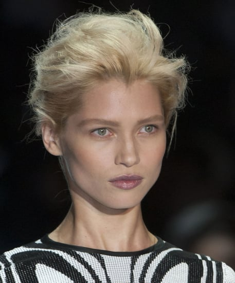 Tom Ford Mixes Soft and Edgy Beauty For Spring