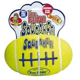 Air Kong Large Squeaker Football Dog Toy ($11.55)