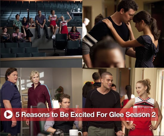 Sugar Shout Out: 5 New Reasons to Gear Up For Season Two of Glee