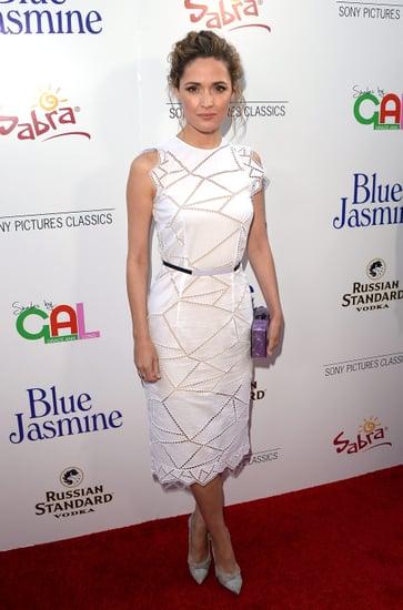 Rose Byrne Is Making Her Broadway Debut