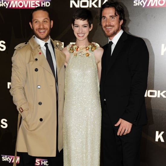 The Dark Knight Rises London Premiere Celebrity Pictures