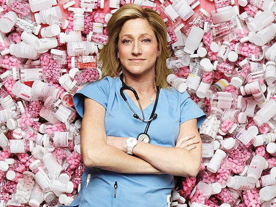 Nurse Jackies Edie Falco and Other Drug Addicts We're Addicted To