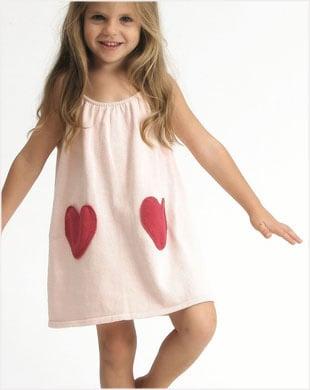 Oeuf Heart Dress