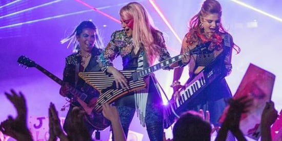 The 'Jem And The Holograms' Trailer Is Here