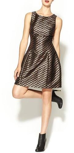 Ark & Co. Molly Metallic Dress