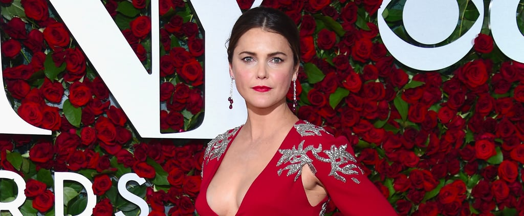 Keri Russell Looks So Good in Her Tony Awards Dress, She Deserves a Standing Ovation