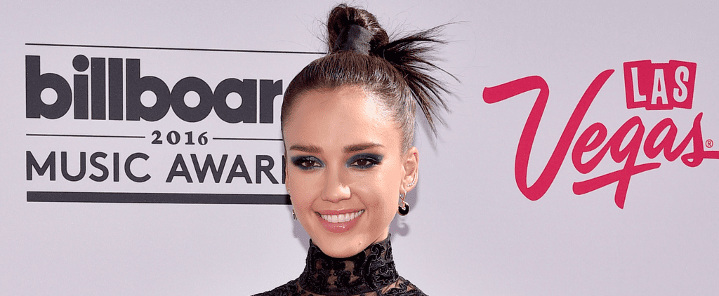 Jessica Alba Really Went For It at the Billboard Music Awards