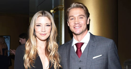 Chad Michael Murray Steps Out With Gorgeous Wife Sarah Roemer