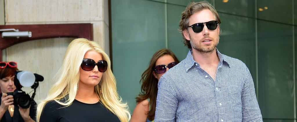"""He Looks Amazing Naked!"" Why Jessica Simpson Can't Wait to Wed"