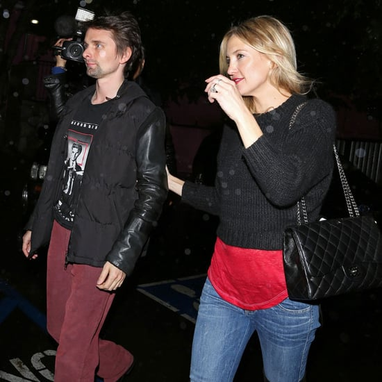 Kate Hudson and Matthew Bellamy Have a Date Night in LA