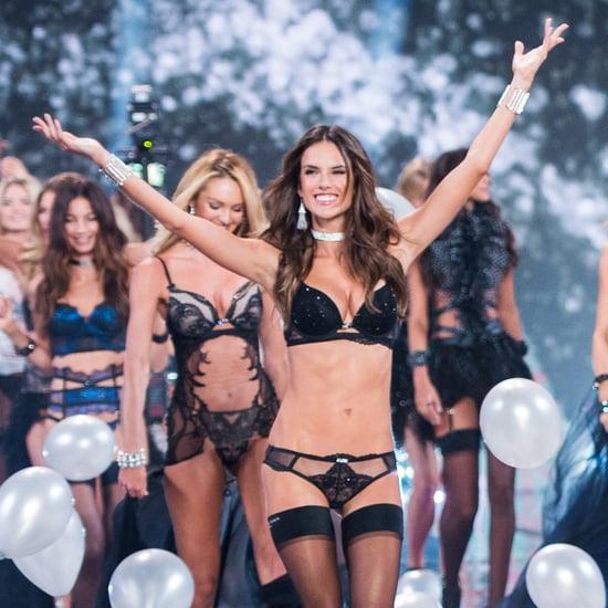 Victoria's Secret Ab Workout (Video)