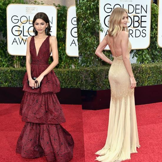 Golden Globes Best Dressed 2016 | Video