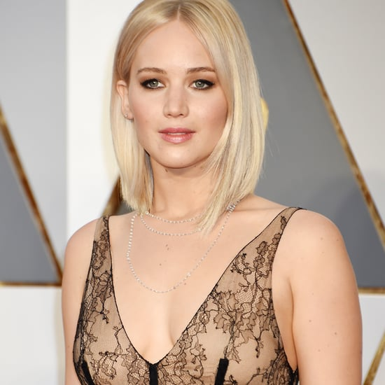 Jennifer Lawrence's Oscars Gown Looks Like Gwyneth Paltrow's