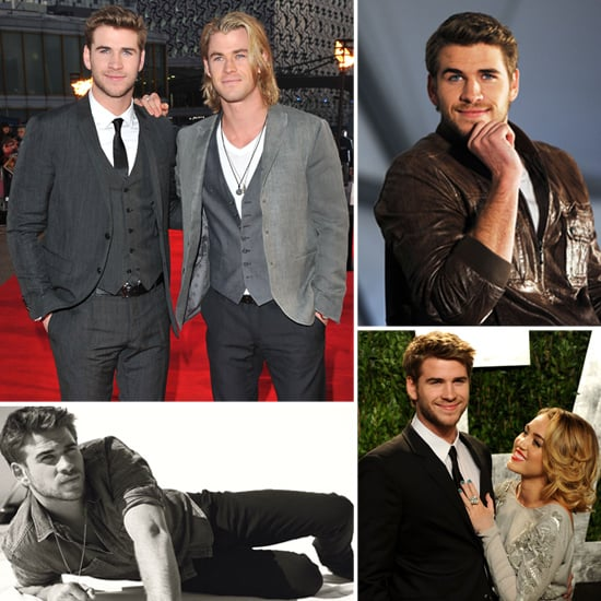 The Hunger Games Is Out Now: See Liam Hemsworth's Cutest Photos!