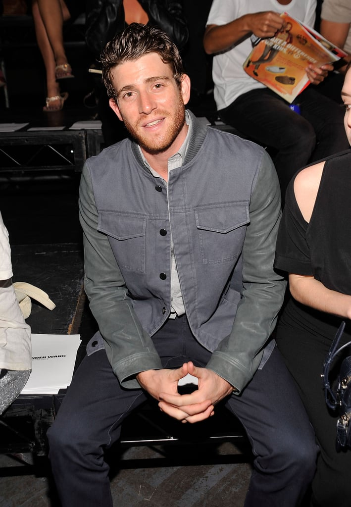 Bryan Greenberg at Alexander Wang.