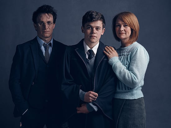 See the First Photos of Harry Potter's Grown-Up Family in the Upcoming Play Harry Potter and the Cursed Child