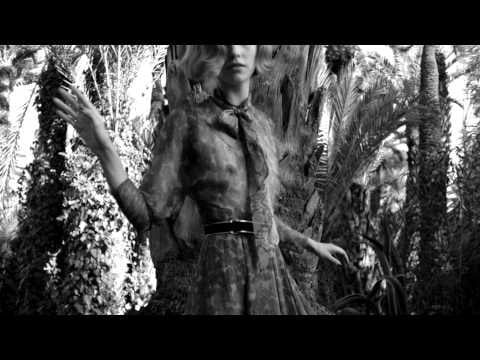 Arizona Muse in Yves Saint Laurent Spring/Summer 2011 Video Campaign