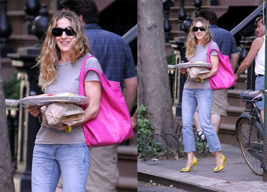 SJP Is In A Summery Mood
