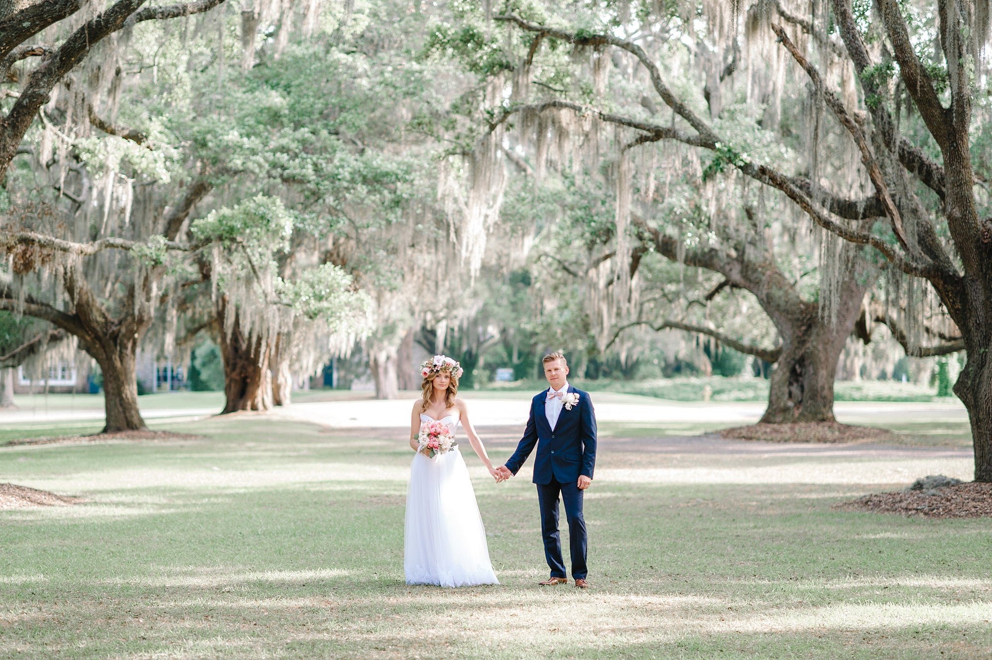 Select a Naturally Beautiful Wedding Spot