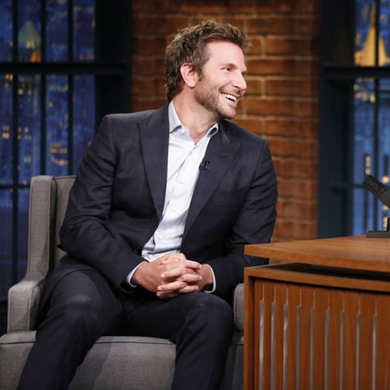Bradley Cooper on Seth Meyers December 2015