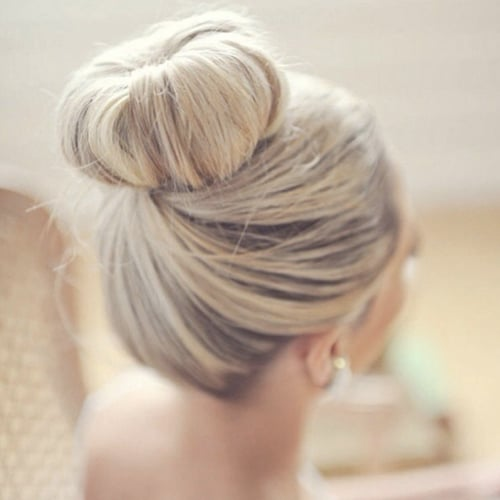 Instagram's Most Breathtaking Buns For Instant Hair Inspiration