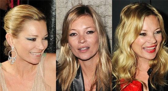 Kate Moss Makeup Poll