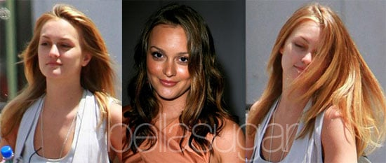 Which Hair Color Looks Better on Leighton Meester?