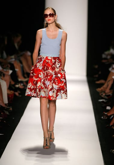 New York Fashion Week, Spring 2008: Carolina Herrera