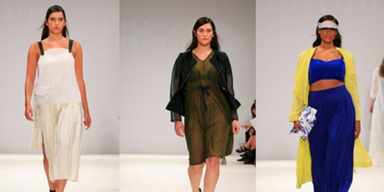 Plus-Size Runway Show At London Fashion Week Proves 'High Fashion Is For All'