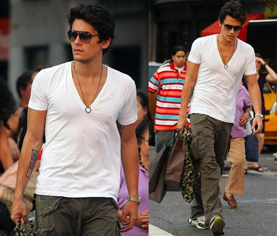 Newsflash: John Mayer Is The Hotness?