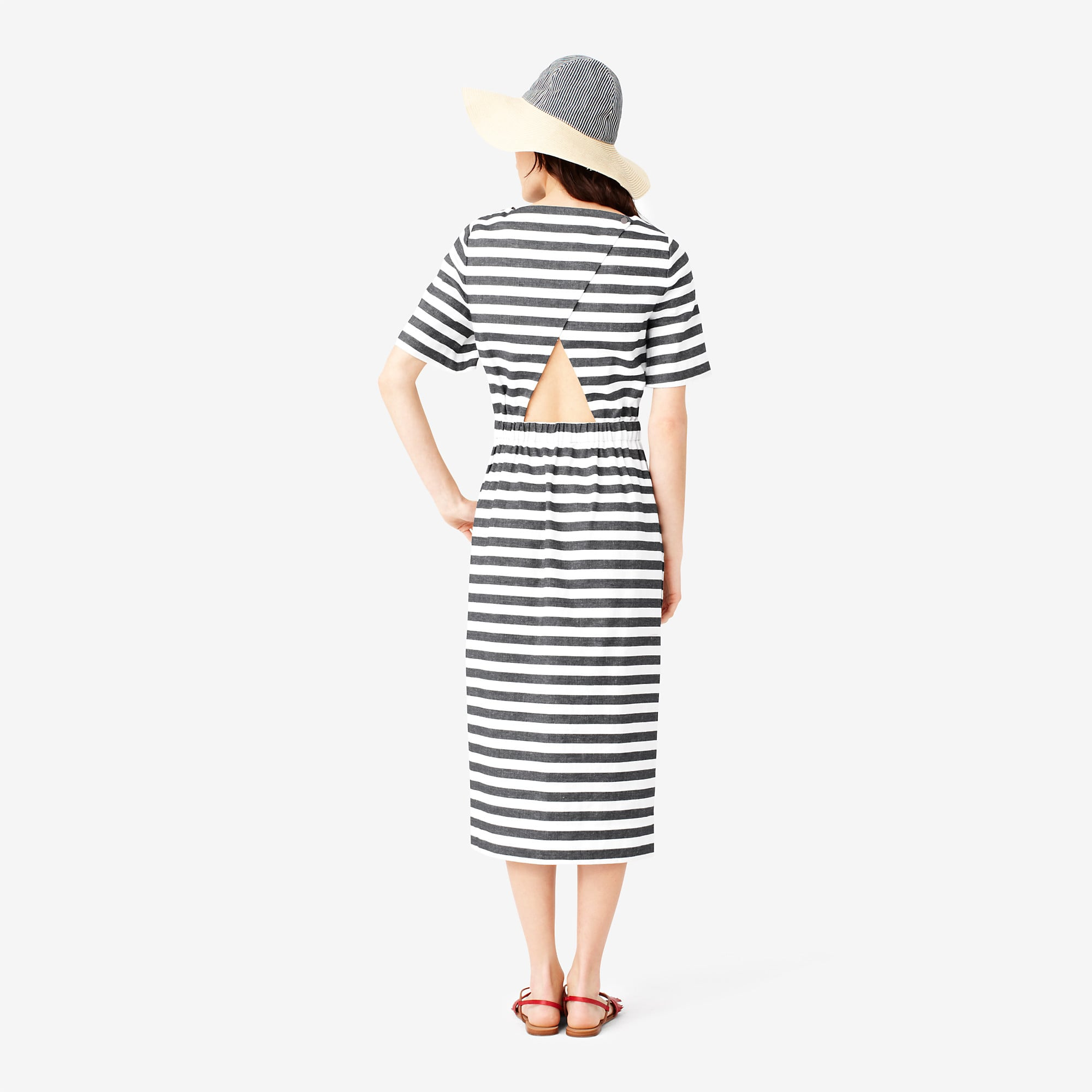 Kate Spade Saturday Striped Dress
