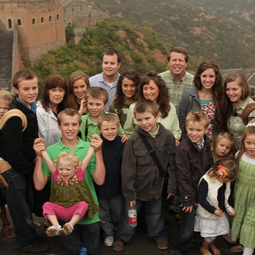 Josh Duggar Accused of Molesting Underage Girls