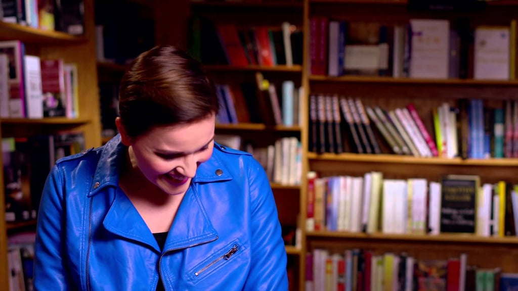 Veronica Roth on her first conscious choice